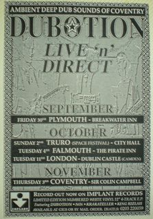Dubotion - mini tour